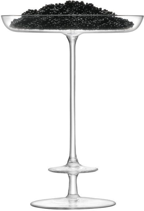 L.S.A. Champagne Theatre Champagne Glas 15,5 cm Set van 2 Stuks