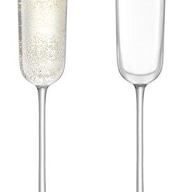L.S.A. Champagne Theatre Champagne Flute 130 ml Set van 2 Stuks
