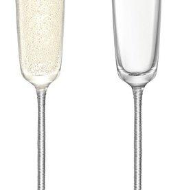 L.S.A. Champagne Theatre Champagne Flute 120 ml Set van 2 Stuks