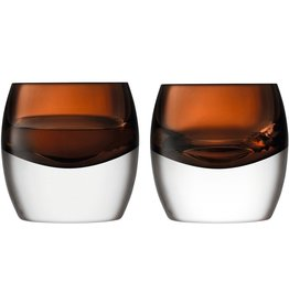 L.S.A. Whisky Club Glas 230 ml Set van 2 Stuks