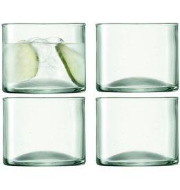 L.S.A. Canopy Glas Laag 270 ml Set van 4 Stuks