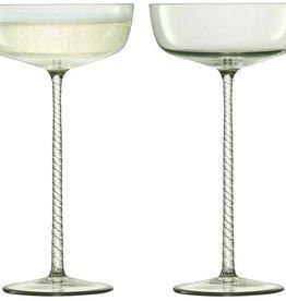 L.S.A. Champagne Theatre Champagne Glas 190 ml Set van 2 Stuks