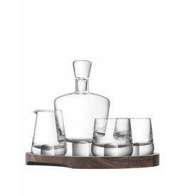 L.S.A. Whiskey Cut Connoisseur Set