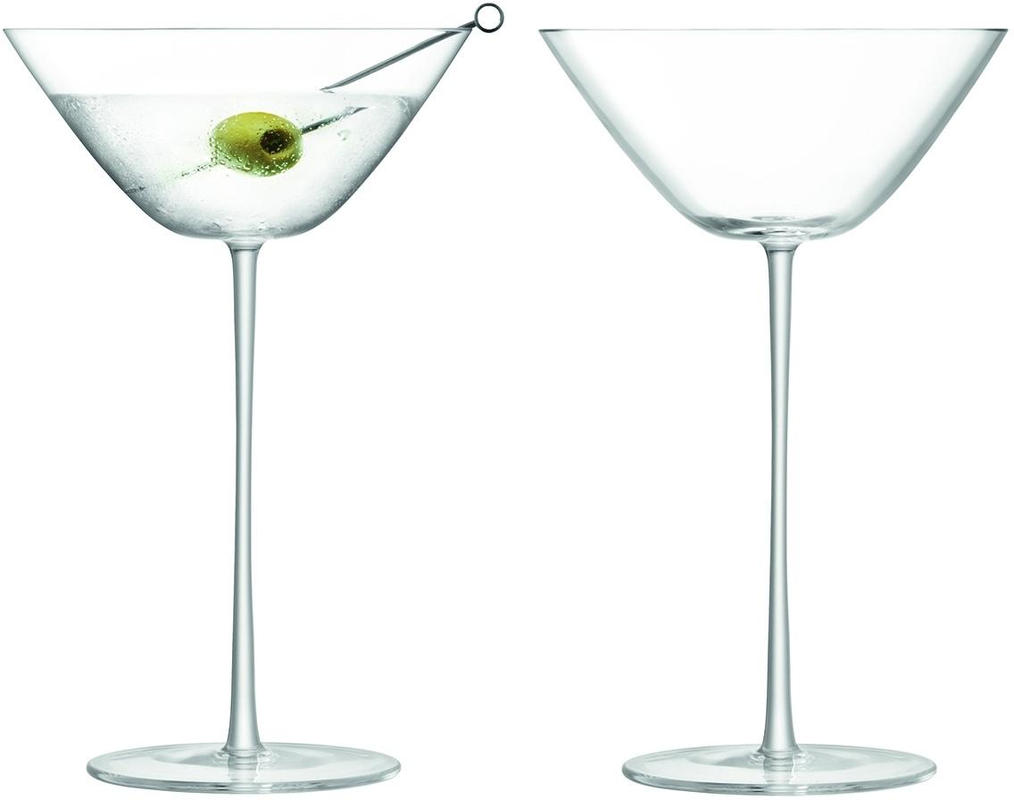 L.S.A. Bar Culture Cocktailglas 280 ml Set van 2 Stuks