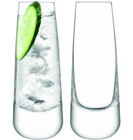L.S.A. Bar Culture Longdrinkglas 310 ml Set van 2 Stuks