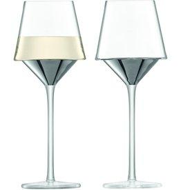 L.S.A. Space Wijnglas 350 ml Set van 2 Stuks