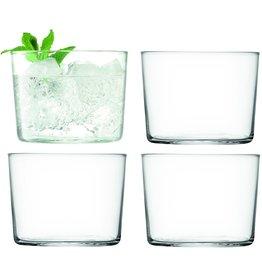 L.S.A. Gio Drinkglas 220 ml Set van 4 Stuks