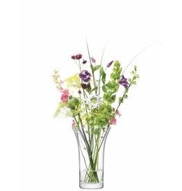 L.S.A. Flower Bouquet Flared Vaas H 26 cm