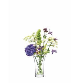L.S.A. Flower Bouquet Flared Vaas H 22 cm