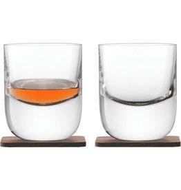 L.S.A. Whisky Renfrew Whisky Glas 270 ml Set van 2 Stuks