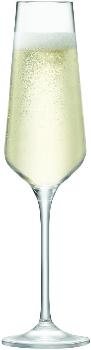 L.S.A. Cellar Champagneglas 230 ml Set van 6 Stuks