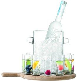 L.S.A. Paddle Vodka Set of 13 Stuks