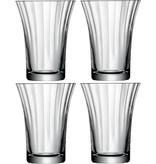 L.S.A. Aurelia Waterglas 340 ml Set van 4 Stuks