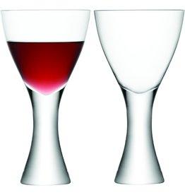 L.S.A. Elina Wijnglas 500 ml Set van 2 Stuks