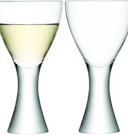 L.S.A. Elina Wijnglas 470 ml Set van 2 Stuks