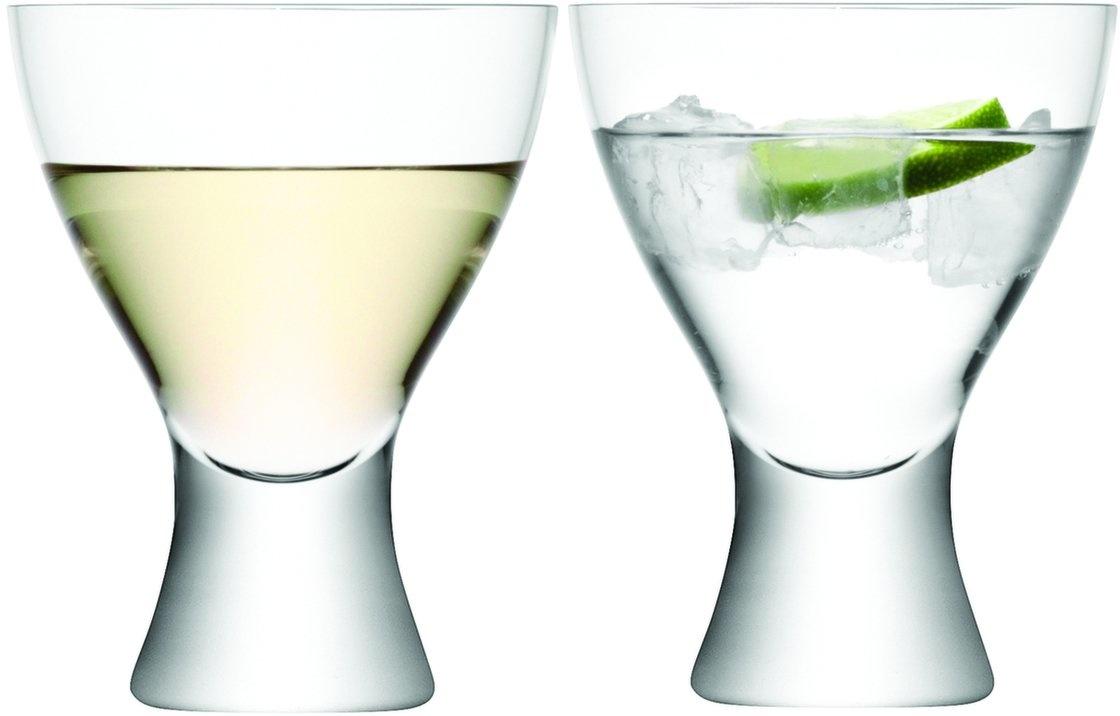 L.S.A. Elina Waterglas 400 ml Set van 2 Stuks