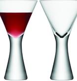 L.S.A. Moya Wijnglas 395 ml Set van 2 Stuks