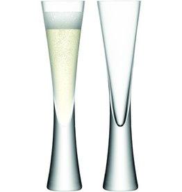 L.S.A. Moya Champagne Flute 170 ml Set van 2 Stuks