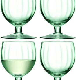 L.S.A. Mia Wijnglas Recycled 350 ml Set van 4 Stuks