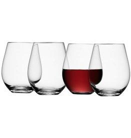 L.S.A. Wine Wijnglas 530 ml Set van 4 Stuks
