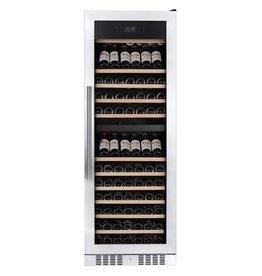 Temptech Elegance Wijnkoelkast met 2 Zones voor 150 Flessen Greeploos