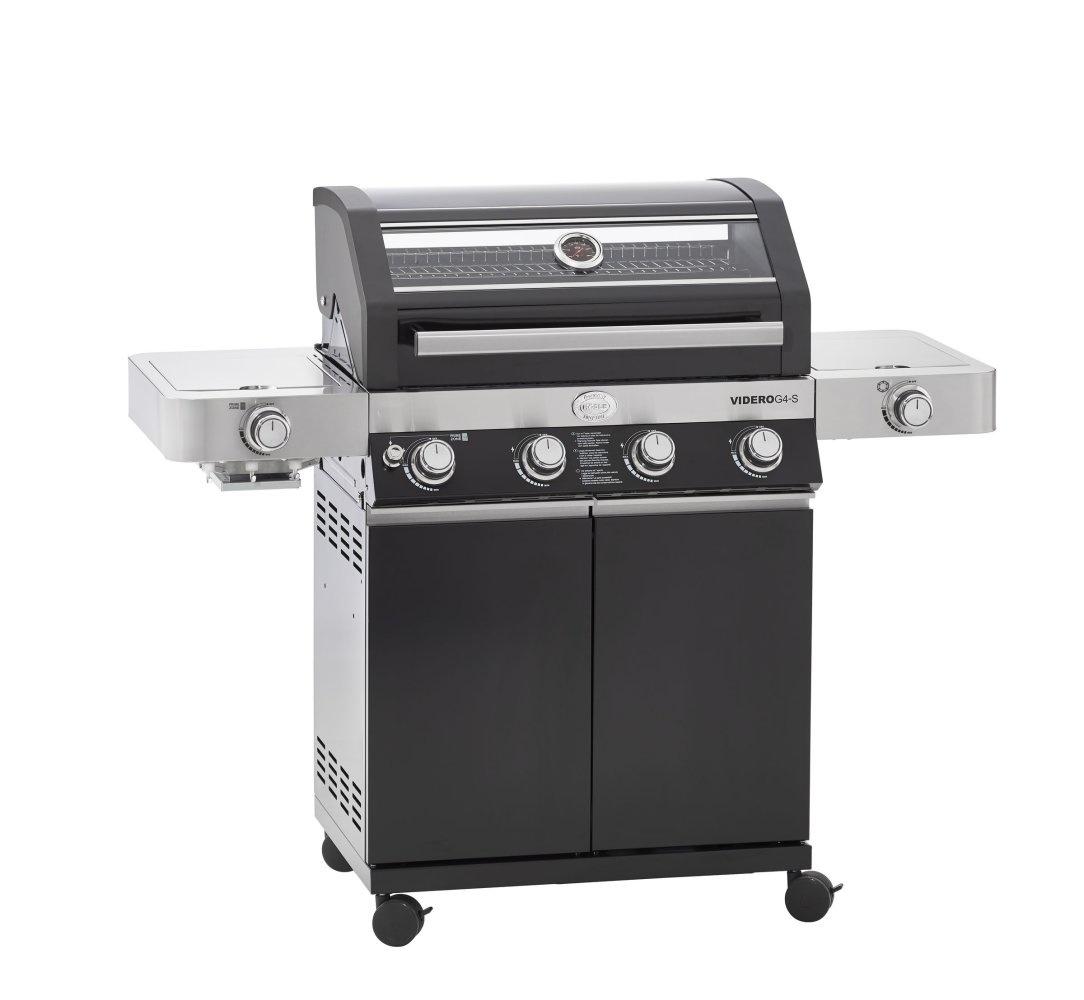 Rösle Barbecue Barbecue Gas Videro G4-S Vario 30 mbar