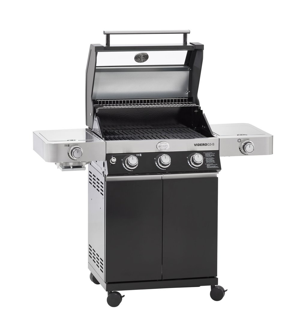 Rösle Barbecue Barbecue Gas Videro G3-S Vario 30 mbar