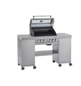 Rösle Barbecue Barbecue Gas Videro G4-SL SS 30 mbar