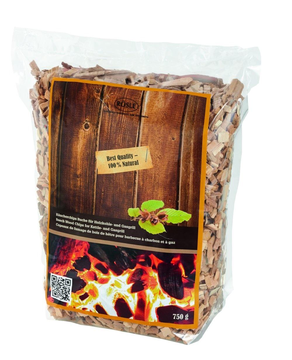 Rösle Barbecue Houtsnippers Beuken
