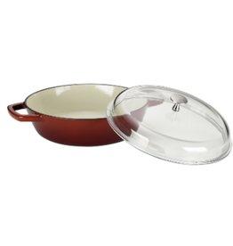 Kela Keuken Calido Braadpan met Deksel 2,8 liter