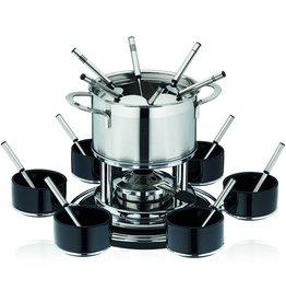 Kela Keuken Astana Kaasfondue Set voor 6 Personen 1,2 liter