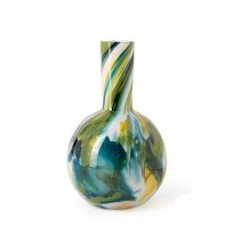 Fidrio Vaas Globe Colori  small 20cm