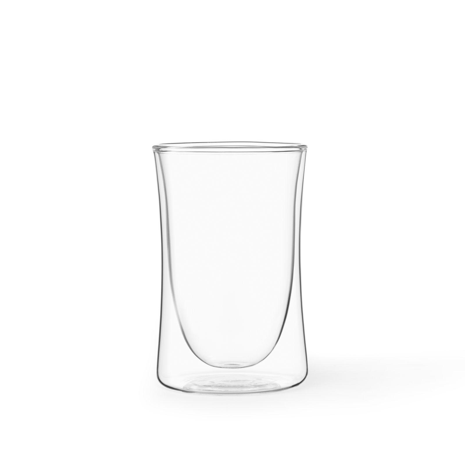 Viva Classic Curve Thermo Glas 400 ml Set van 2 Stuks