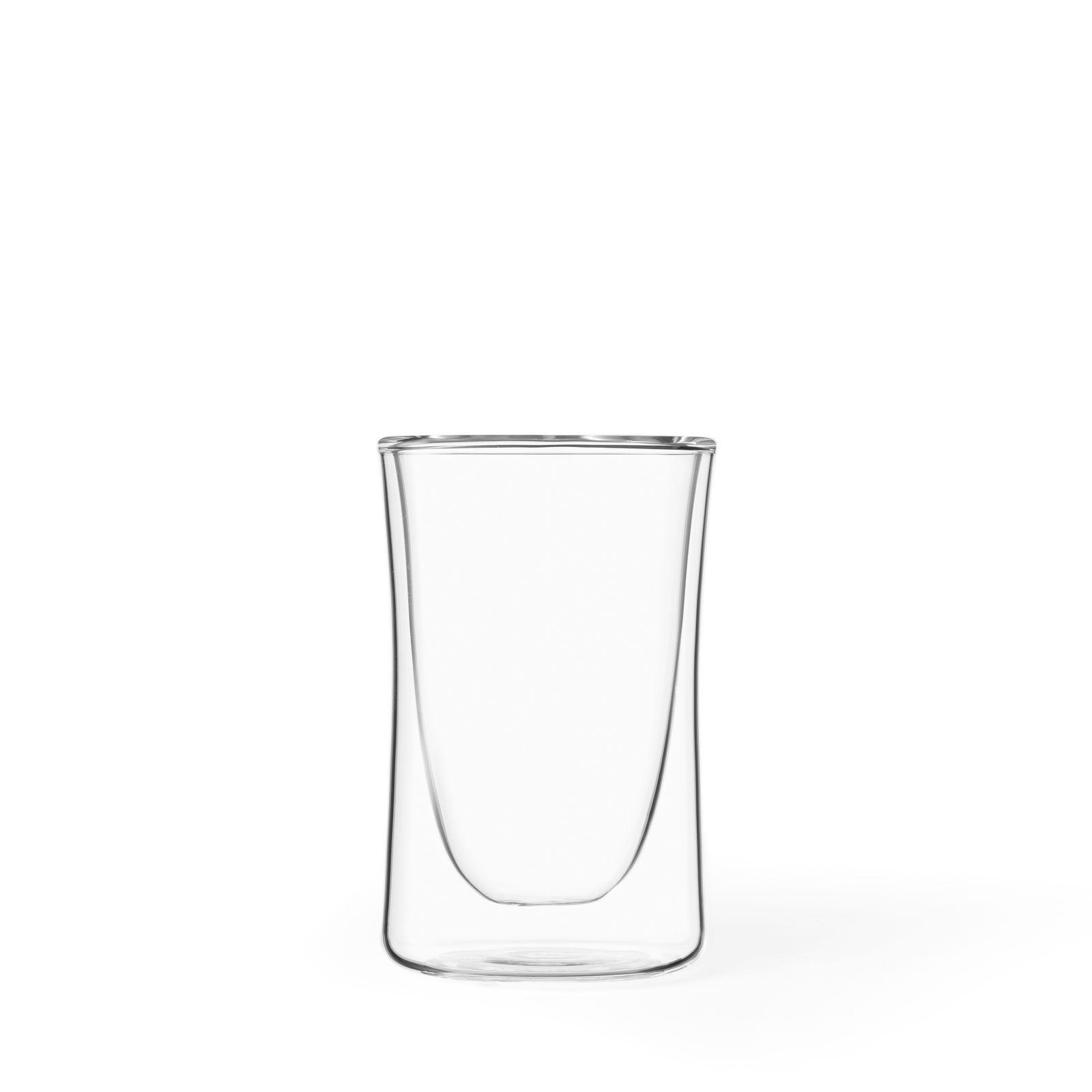 Viva Classic Curve Thermo Glas 250 ml Set van 2 Stuks