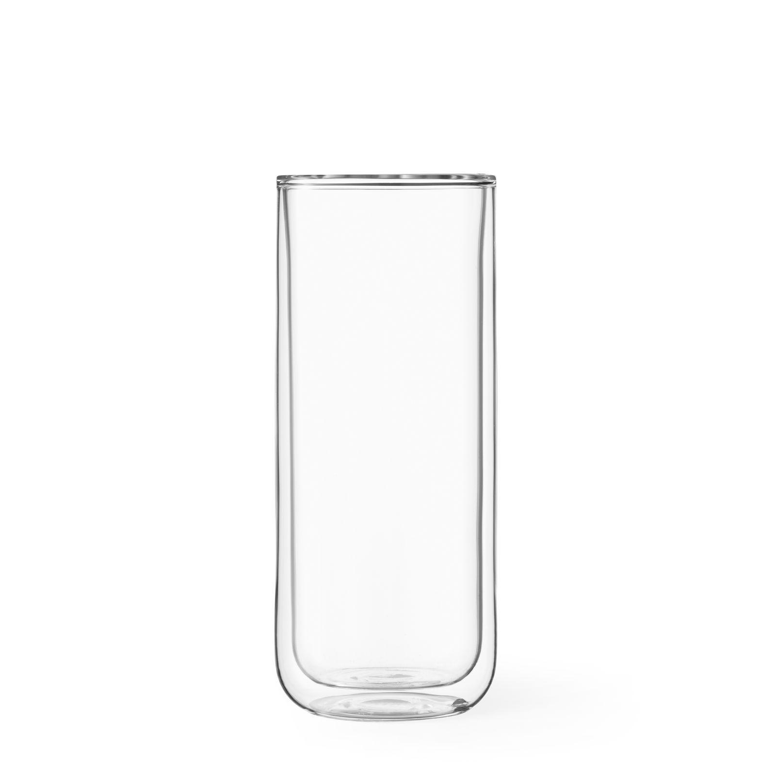 Viva Classic Drinkglas Dubbelwandig 330 ml Set van 2 Stuks