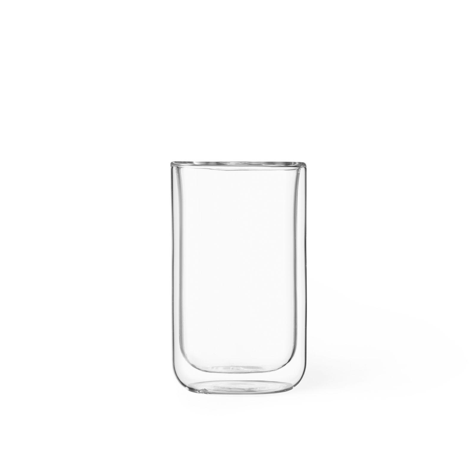 Viva Classic Sapglas Dubbelwandig 150 ml Set van 2 Stuks