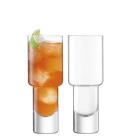 L.S.A. Vodka Glas Mix 400 ml Set van 2 Stuks