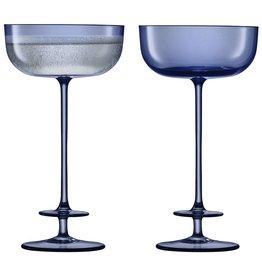 L.S.A. Champagne Theatre Champagne Glas 210 ml Set van 2 Stuks