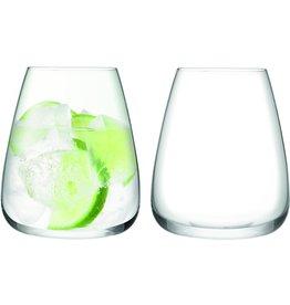 L.S.A. Wine Culture Waterglas 590 ml Set van 2 Stuks