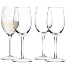 L.S.A. Wine Wijnglas Wit 260 ml Set van 4 Stuks