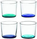 L.S.A. Coro Waterglas 310 ml Set van 4 Stuks