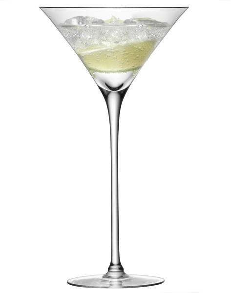 L.S.A. Bar Cocktail Glas 275 ml Set van 2 Stuks