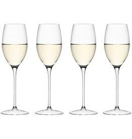 L.S.A. Wine Wijnglas 340 ml Set van 4 Stuks