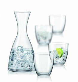 Crystalex Bar water set 1+4