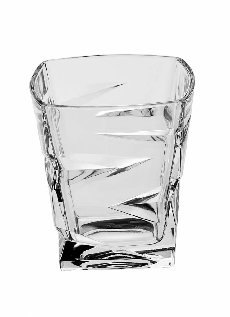 Bohemia Whiskyglazen Zig Zag  300ml