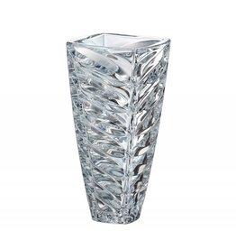 Crystalite Vaas Facet 30.5cm hoog