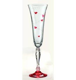 Crystalex Champagneglazen 180ml