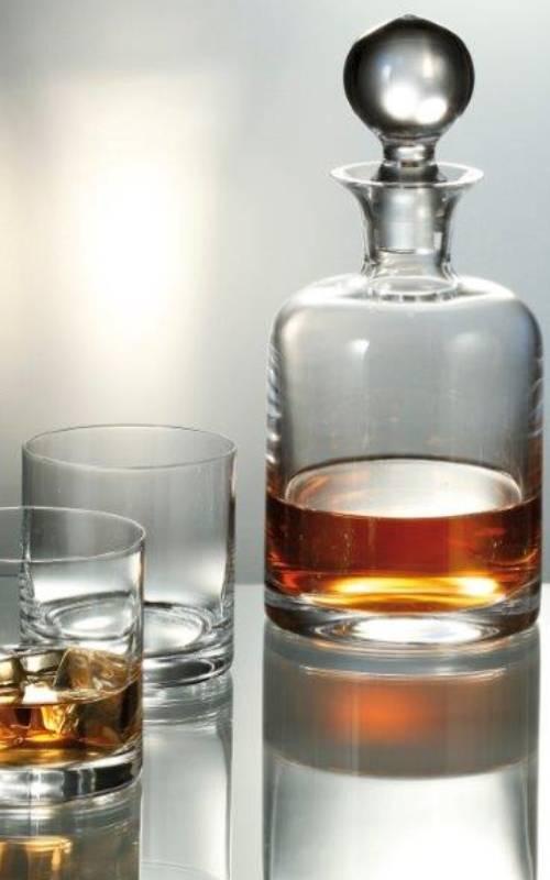 Bohemia Whisky set Boha 3 delig,