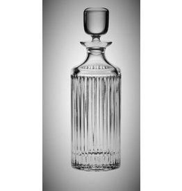 Bohemia Whisky karaf of cognackaraf Skyline. Inhoud 750ml.
