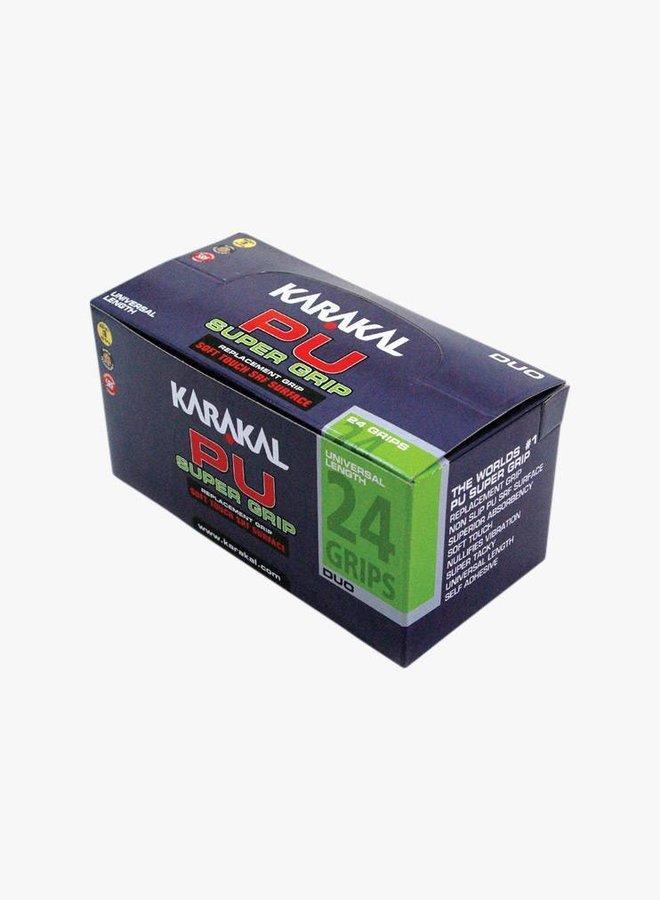 Karakal PU Super Grip Duo - 24er Box